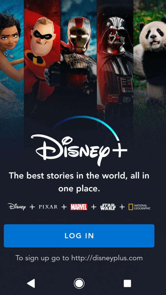 Watching Disney Plus in Unsupported Countries on Android Device
