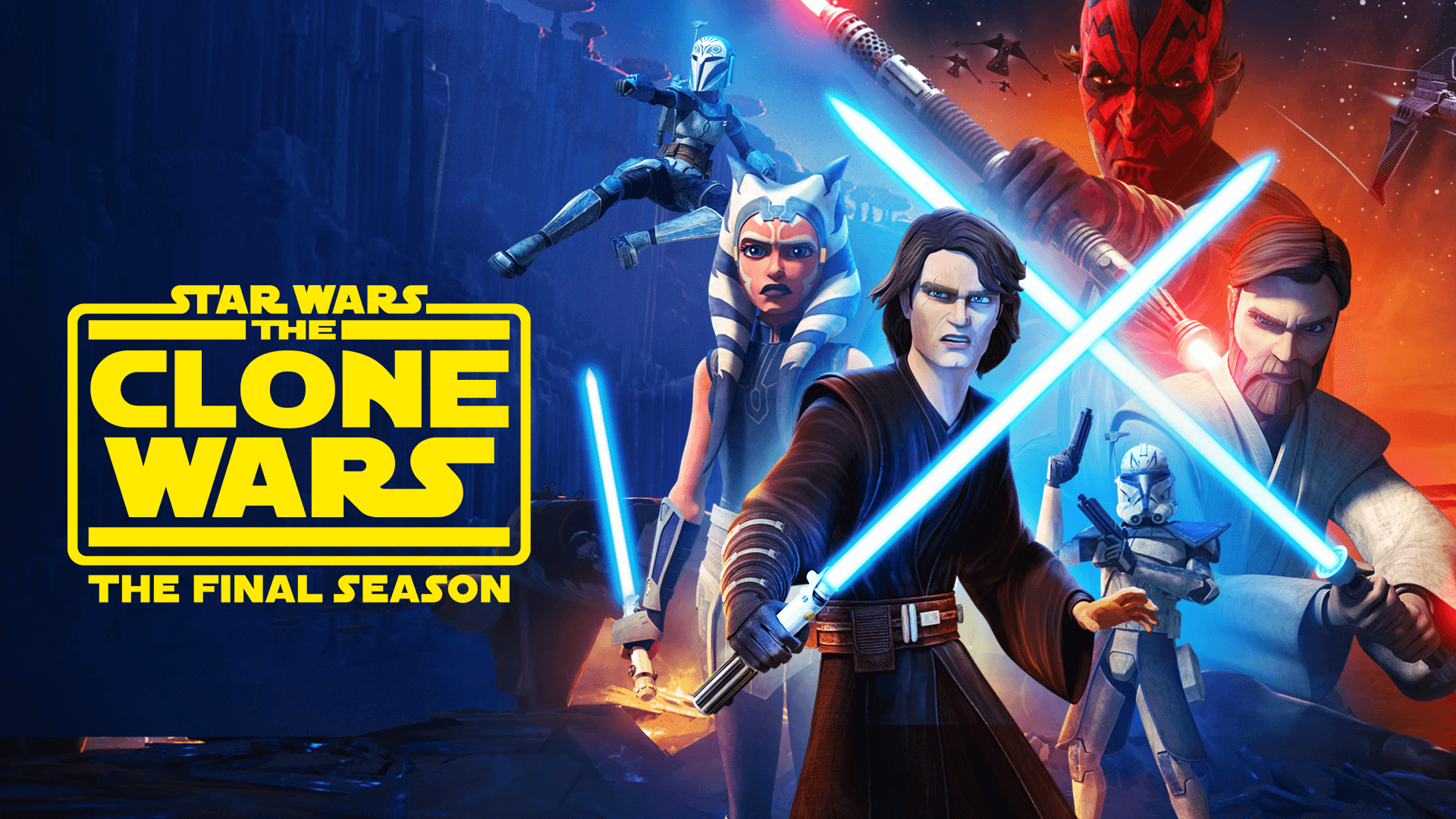 Clone Wars Disney Plus