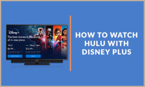 How to watch Hulu with Disney Plus [2021 Update]