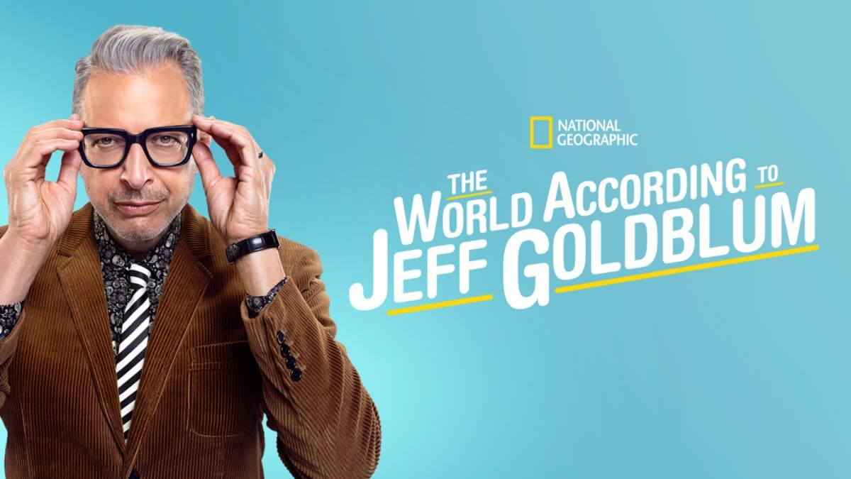 Jeff GoldBlum Disney Plus Show
