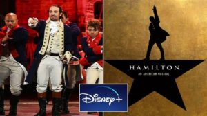 """Hamilton on Disney Plus becomes the """"Most Viewed"""" Show of July 2020"""